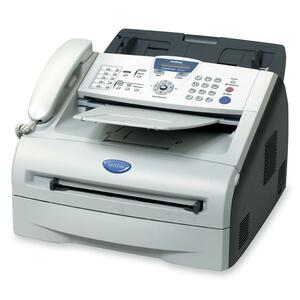 Brother Fax-2820 Laser Plain Paper Fax/Copier
