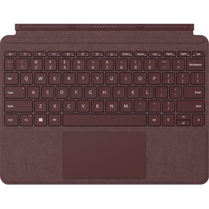 Microsoft Signature Type Cover Keyboard/Cover Case Tablet Burgundy KCS00041