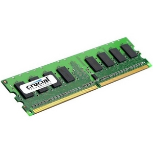 Crucial 2GB DDR2 SDRAM Memory Module