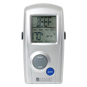 Oregon Scientific AW129 Wireless BBQ Thermometer