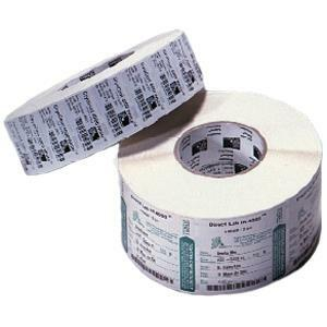 Zebra Label Paper 4 x 6in Thermal Transfer Zebra Z-Perform 2000T  core