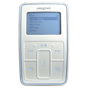 Creative Zen Micro 5GB MP3 Player