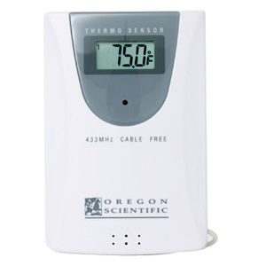 Oregon Scientific THC138 Wireless Temperature Sensor