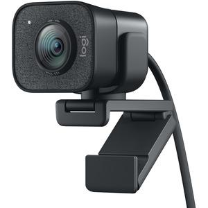 Logitech Webcam - 2.1 Megapixel - 60 fps - Graphite - USB_subImage_1