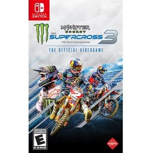 Square Enix Monster Energy Supercross The Official Videogame 3 92375