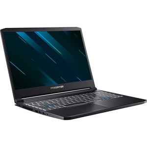"Acer Predator Triton 300 PT315-52 PT315-52-7337 15.6"" Gaming Notebook Full HD 1920 x 1080 Intel Core i7 10th Gen i7-10750H Hexa-core 6 Core 2.60 GHz 32 GB RAM 1 TB SSD Black Windows 10 Home NVIDIA GeForce RTX 2070 with 8 GB In-plane  NHQ7AAA001"