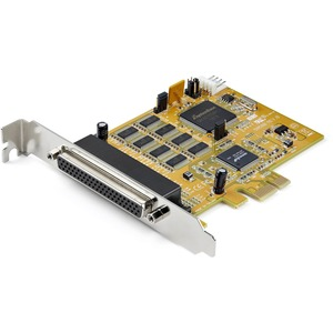 StarTech 8-Port PCI Express RS232 Serial Adapter Card PEX8S1050