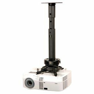 Peerless Adjustable Height Projector Ceiling Mount Kit