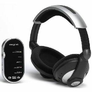 Creative HQ-2300D Dolby Digital 5.1 Headphone