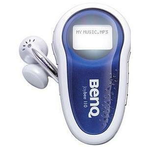 BenQ Joybee 110 MP3 Player