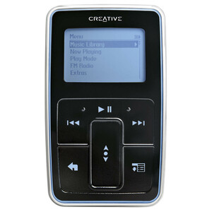 Creative Zen Micro 6GB MP3 Player