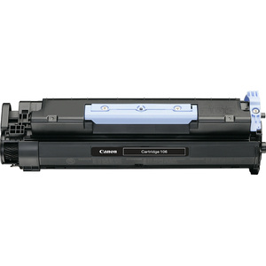 Canon 0264B001AA TONER, CANON CARTRIDGE 106 Laser Printer Toner