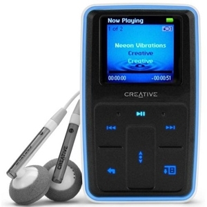 Creative Zen MicroPhoto 8GB MP3 Player