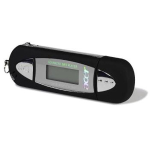 Acer 512MB Advanced MP3 Player