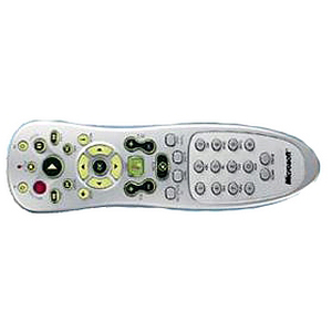 Microsoft Media Centre Remote