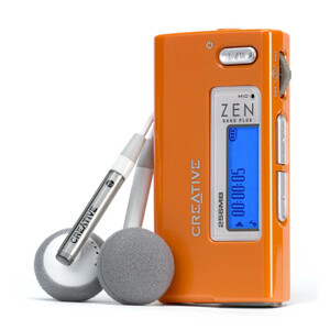 Creative Zen Nano Plus 256MB MP3 Player