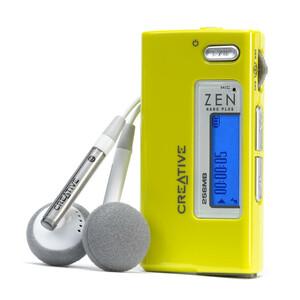 Creative Zen Nano Plus 512MB MP3 Player