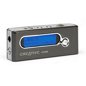 Creative DMP FX100 512MB MP3 Player