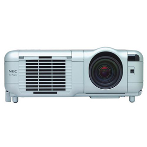 NEC MultiSync MT1075 Multi-Use Projector