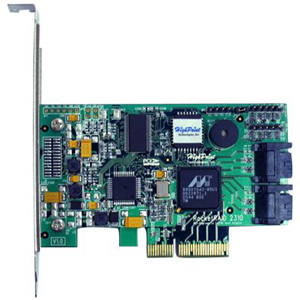 HighPoint RocketRAID 2310 4 Port Serial ATA RAID Controller