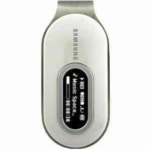 Samsung YP-F1Z 1GB MP3 Player