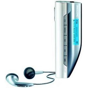 Philips GoGear SA157 512MB MP3 Player