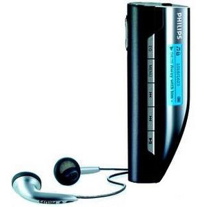 Philips GoGear SA159 1GB MP3 Player
