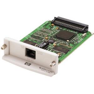 HP Jetdirect 615n Fast Ethernet Print Server - 1 x 10/100Base-TX - 10Mbps, 100Mbps