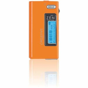 Creative ZEN Nano Plus 512MB Flash MP3 Player