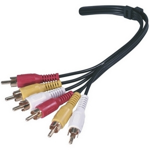 Belkin Pro Series Composite A/V Cable
