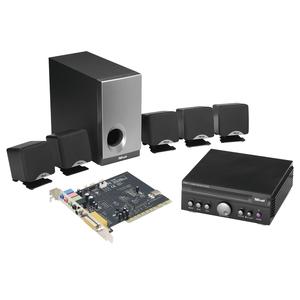 Trust 13368 Combiset Speakers and Soundcard