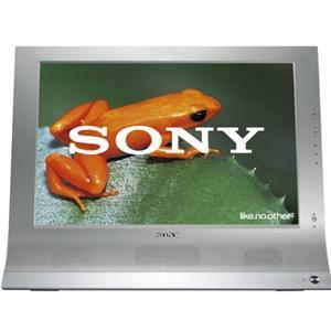 """Sony MFM-HT205S HT 20"""" LCD TV"""