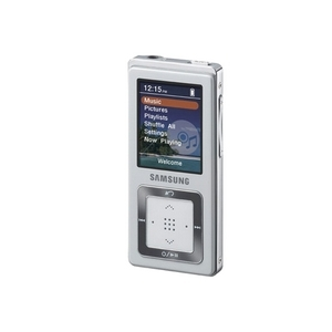 Samsung YP-Z5A 4GB MP3 Player