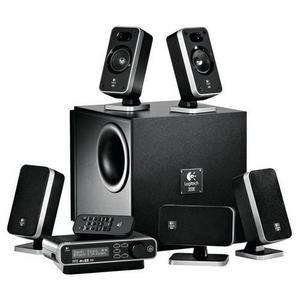 Logitech Z-5400 Speaker System