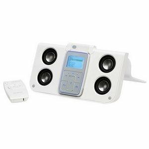 Creative TravelDock Zen Micro Portable Speaker System