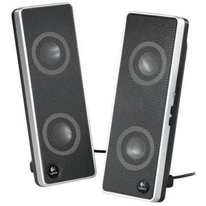 Logitech V10 Notebook Speaker System