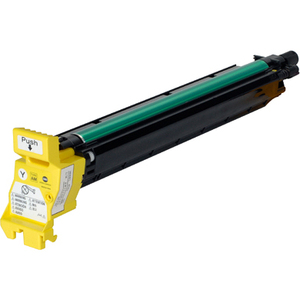 Konica Minolta Yellow Toner cartridge