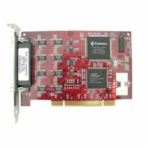 Comtrol RocketPort Universal PCI Quad DB25 Multiport Serial Adapter