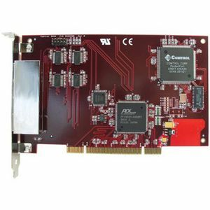 Comtrol RocketPort Universal PCI 4J Serial Adapter