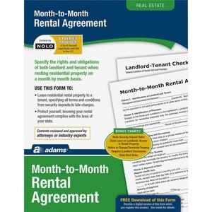 Socrates Monthly Rental Agreement