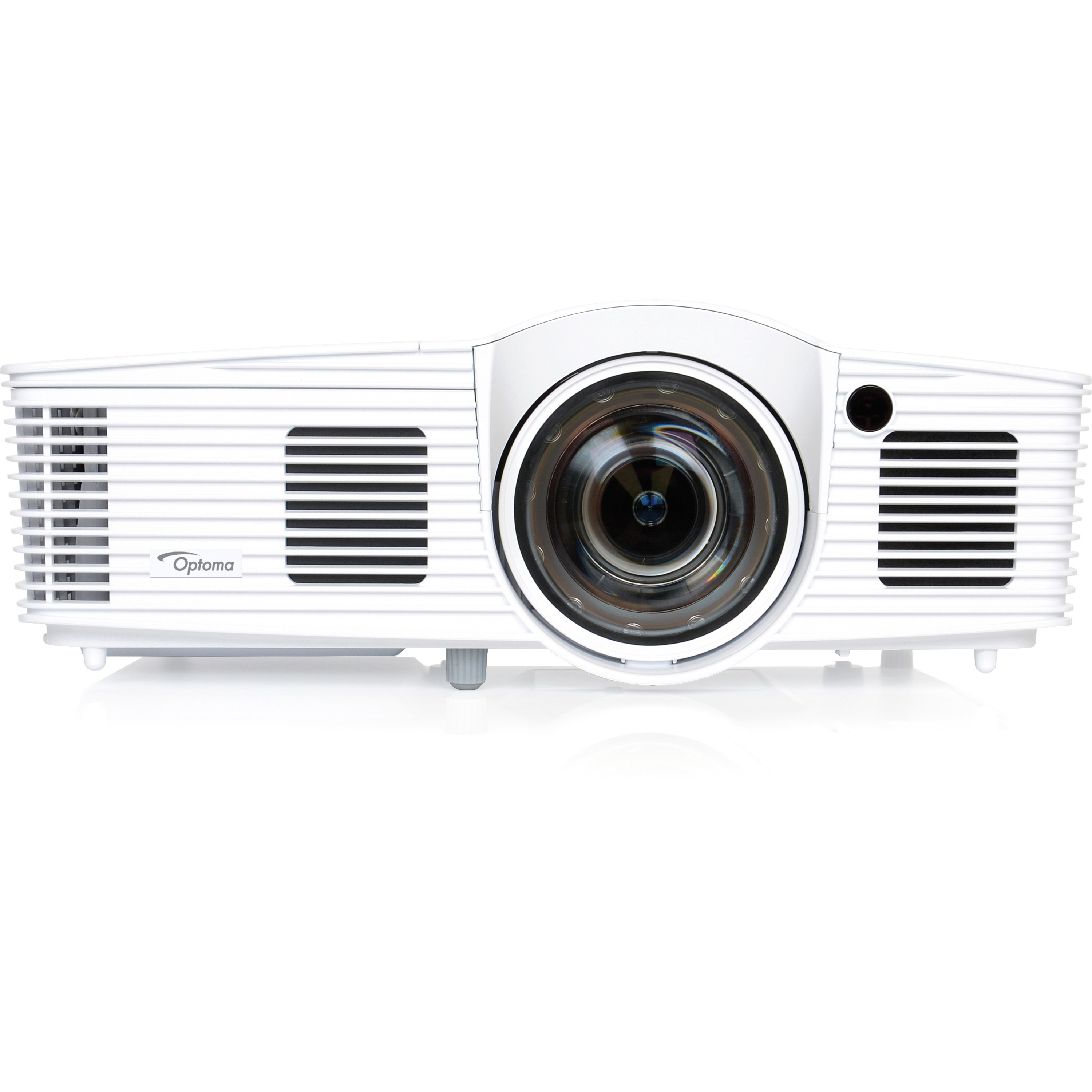 Optoma EH200ST Full 3D 1080p 3000 Lumen DLP Short Throw Projector with 20,000:1 Contrast Ratio and MHL Enabled_subImage_1