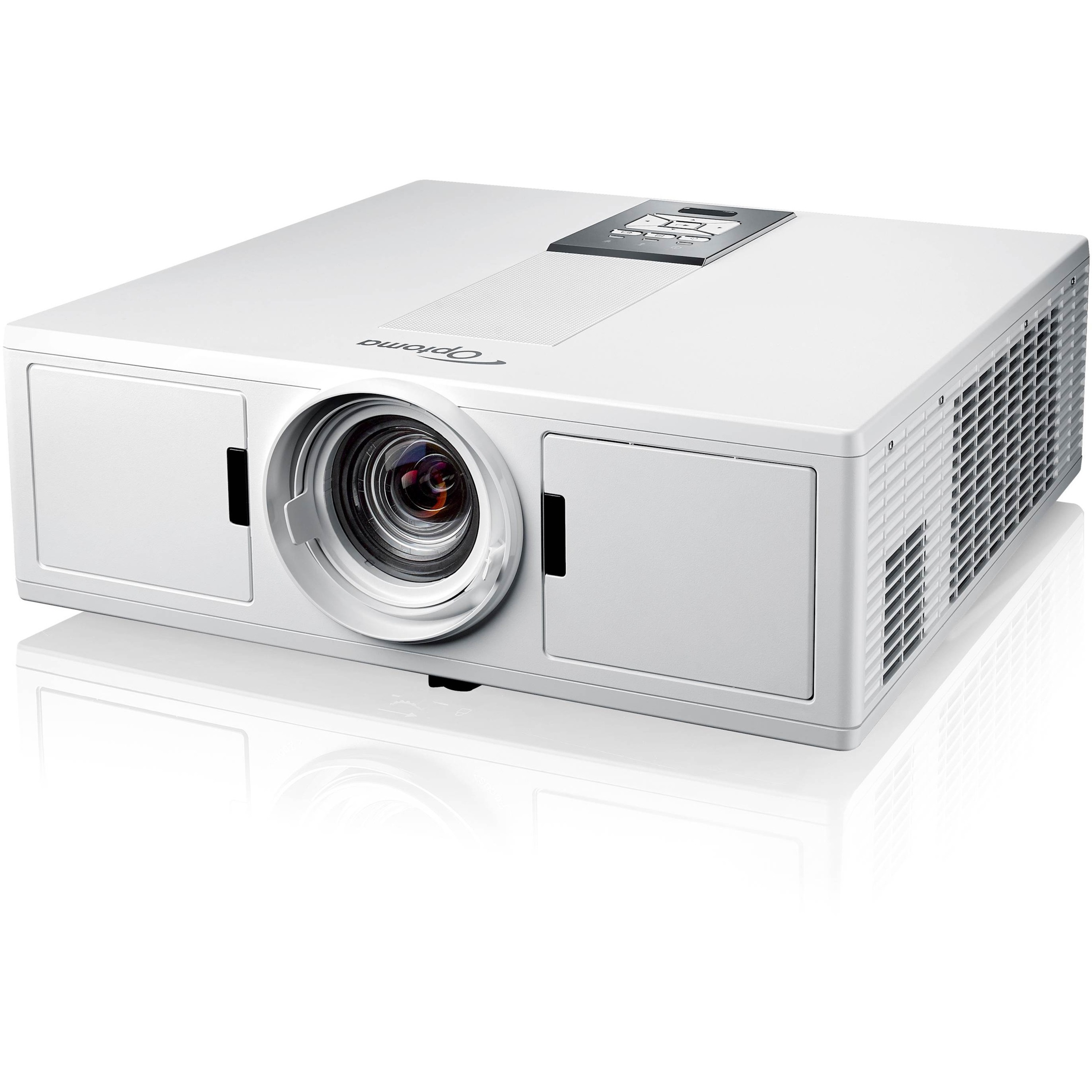 Optoma ZU500T-W 3D Ready DLP Projector - 16:10 - White_subImage_1