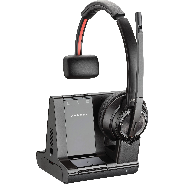 Plantronics Savi 8200 Series Wireless Dect Headset System_subImage_1