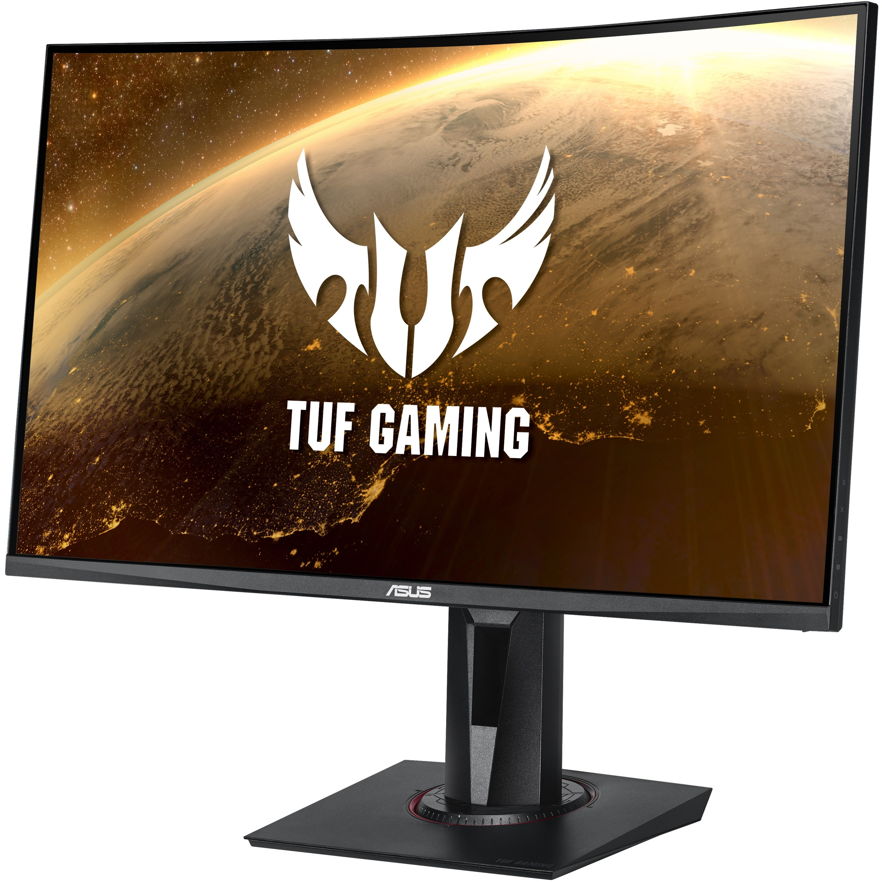 """TUF VG27VQ 27"""" Full HD Curved Screen LED Gaming LCD Monitor - 16:9 - Black_subImage_1"""