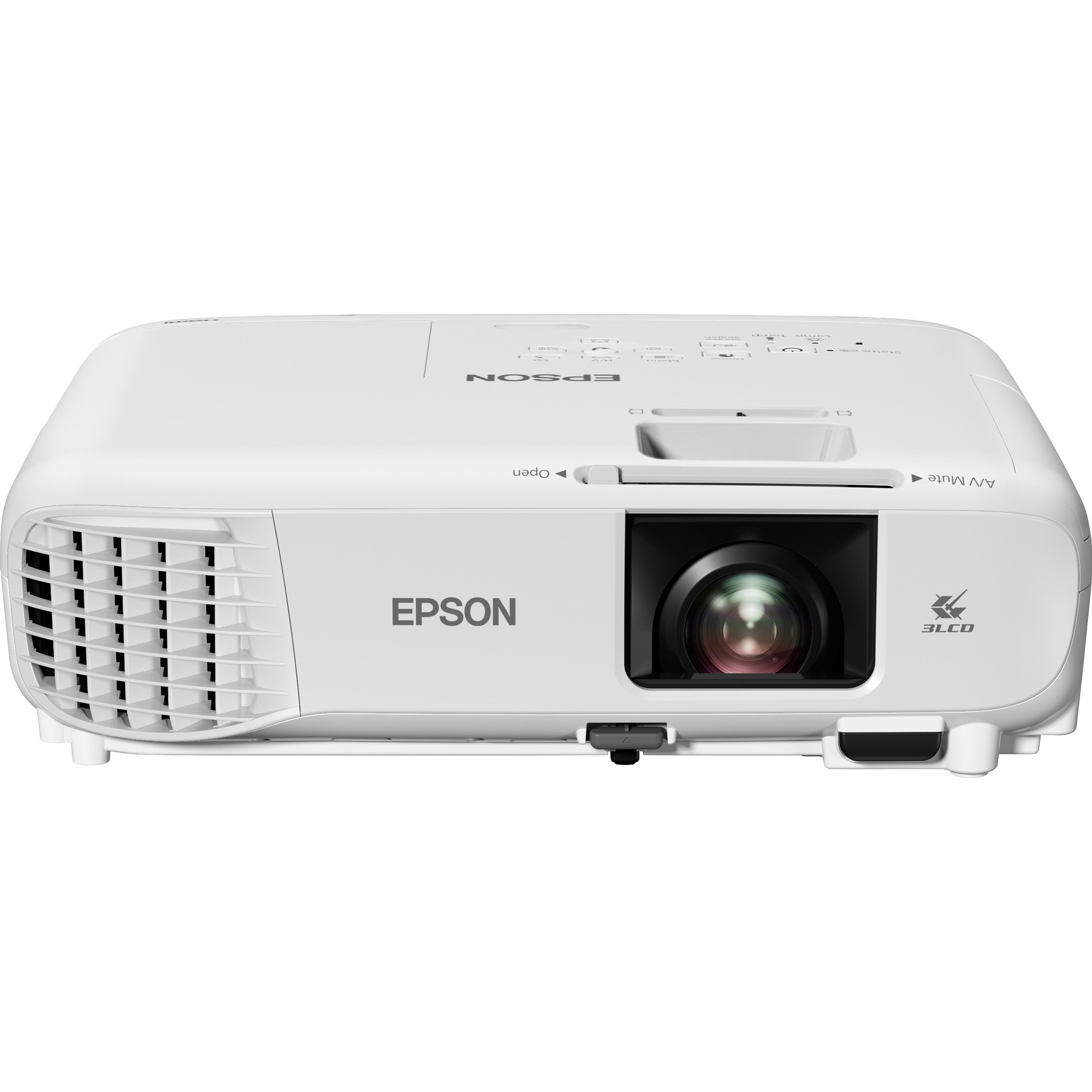 Epson PowerLite W49 LCD Projector - 16:10_subImage_1