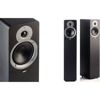 TIBO Plus 4 Active Bluetooth Floorstanding Speakers