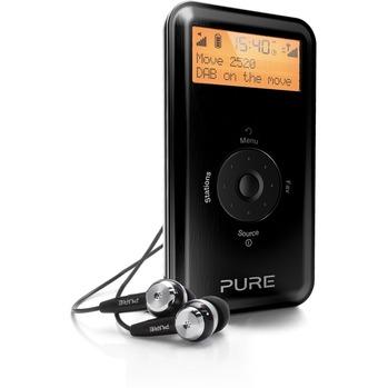 Pure Lightweight Personal DAB Digital and FM Radio