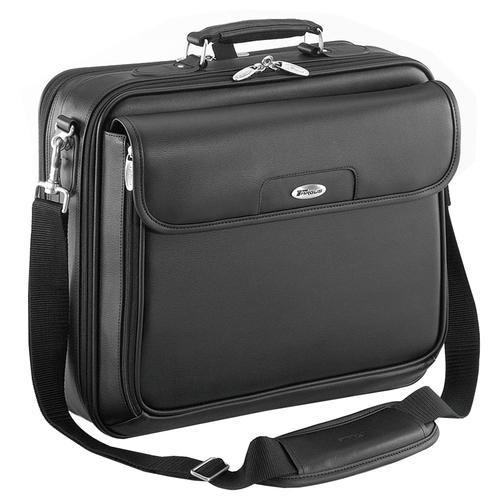 Targus CLN5 Сумка кожаная для ноутбука Leather Notebook 15.4.