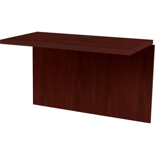 HON Valido 11500 Series Mahogany Laminate Desking