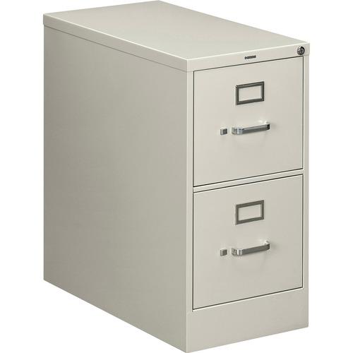 HON 210 Series Locking Vertical Filing Cabinet